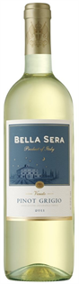 Bella Sera Pinot Grigio 750ml - Case of 12